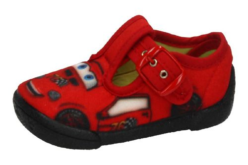 9802 ZAPATILLAS LONA CARS